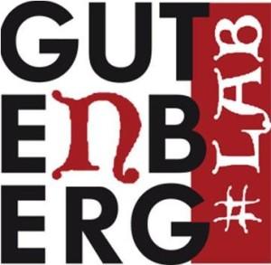 Il logo del Gutenberg#Lab