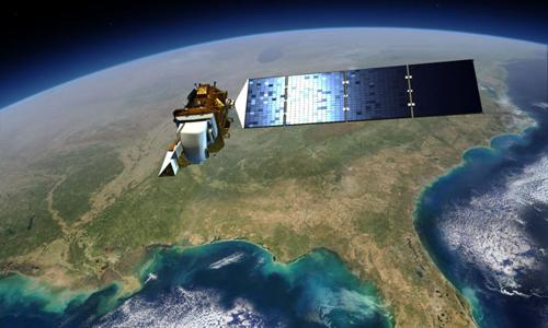 foreste monitorate da satelliti