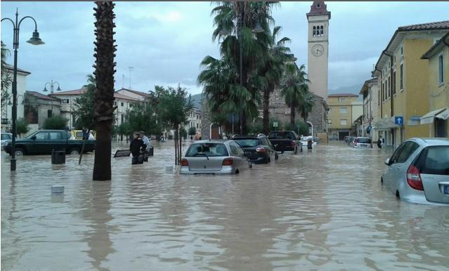 maltempo alluvioni carrara