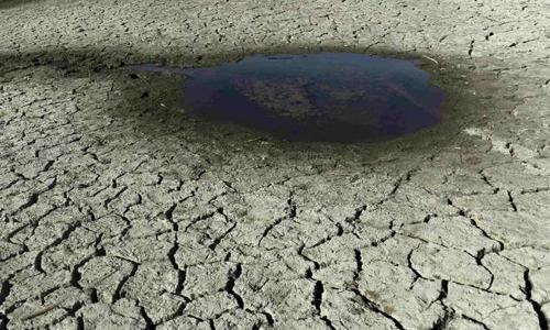 california siccità