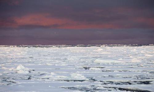 ghiacciai groenlandia a secco