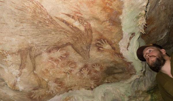 pittura rupestre