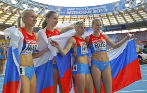 anti-gay atlete russe