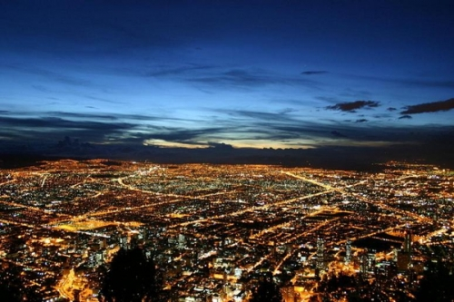 Bogotà City Climate