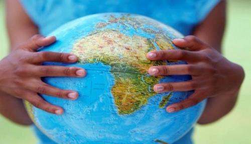 Earth Day terra