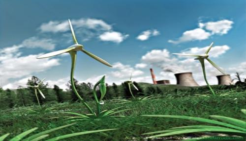 green economy Smart grid