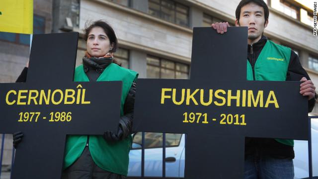contaminazione fukushima