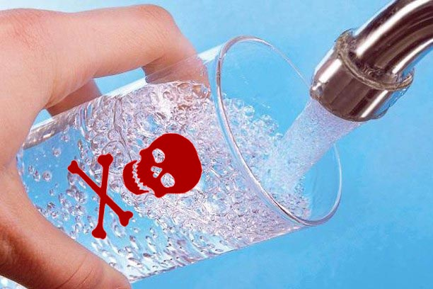 arsenico nell'acqua