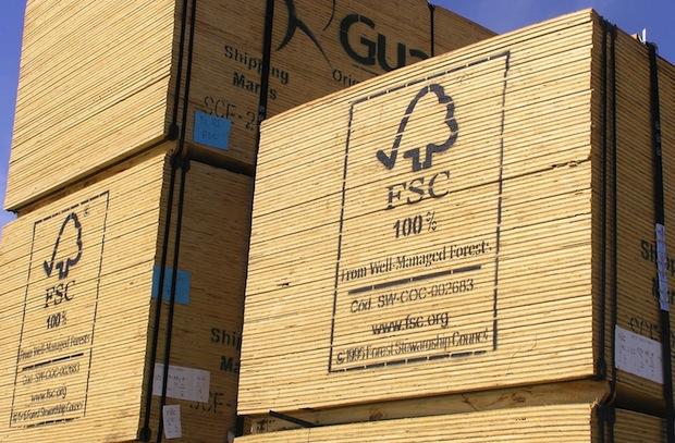 Ikea legno certificato