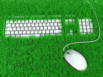 internet verde