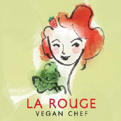 La rouge Vegan Chef