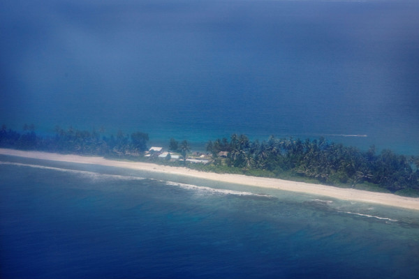 cambiamento climatico piccole isole