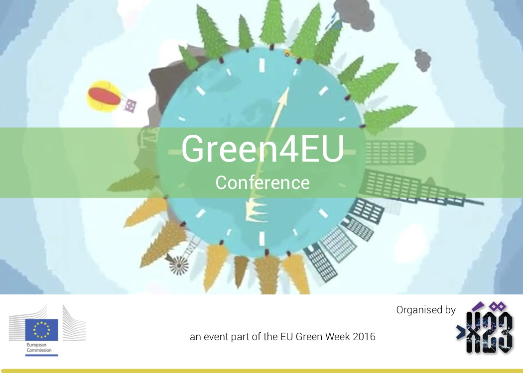 European Green Week 2016