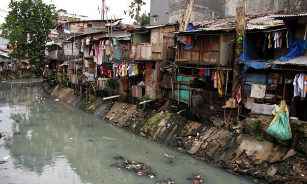 Waterways in Jakarta, Indonesia | Farhana Asnap/World Bank