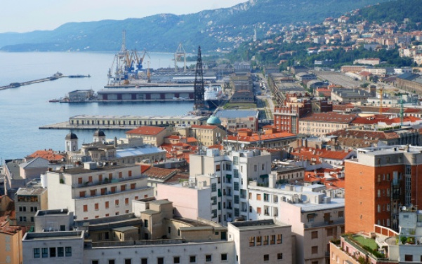 green new deal Trieste