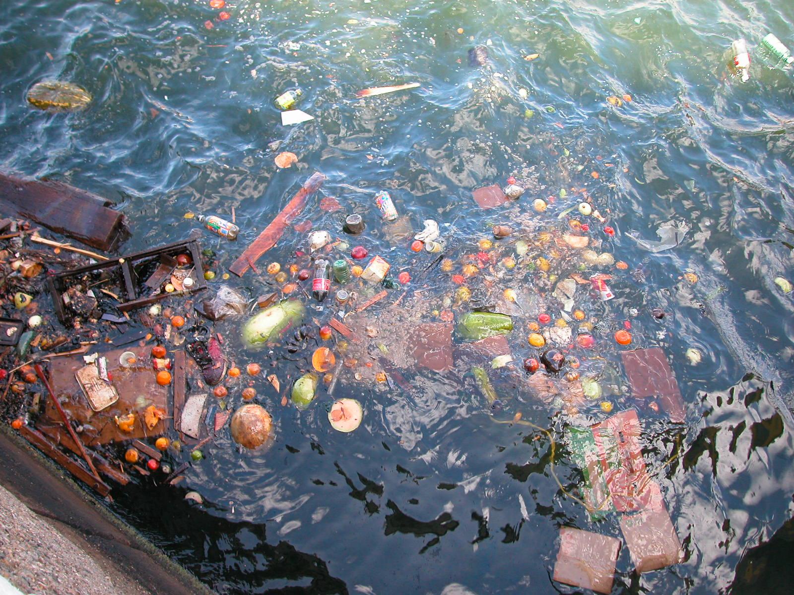 laghi plastica