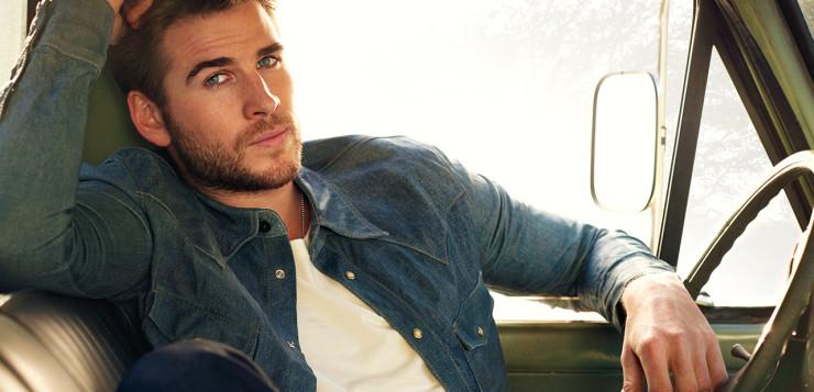 Liam Hemsworth, il vegano più sexy del 2016