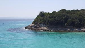 Spiaggia Piantarella, Corsica