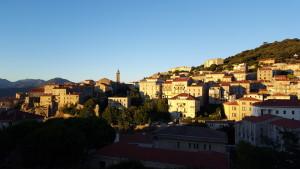 Sarténe, Corsica