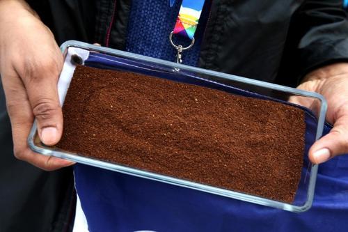 Dal caffè la spugna anti-inquinamento