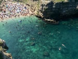 Spiaggia Cala Porto