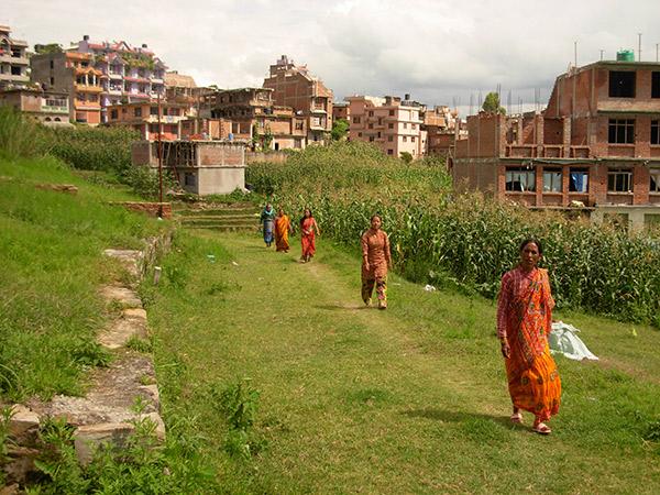 Nepal Asia agricoltura sostenibile
