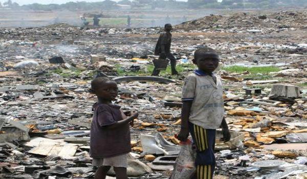 africa inquinamento