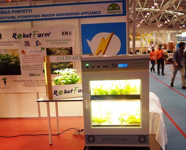Giorgia Pontetti Robot Farm