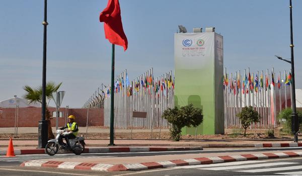 Marrakech COP22
