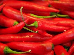 verdure al chili