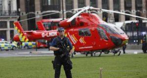 Londra sotto attacco