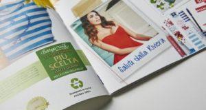 Bottega Verde ha scelto la carta riciclata di Arjowiggins Graphic