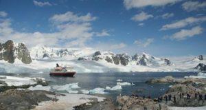 Antartide sempre più verde