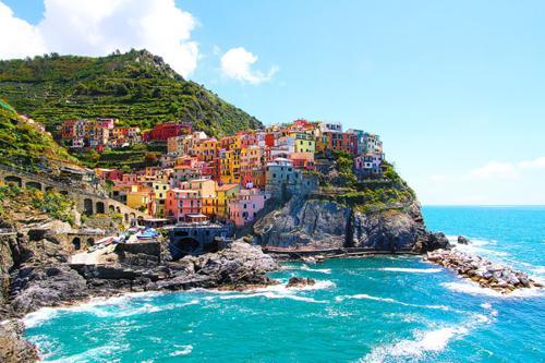 Mare più pulito, la Liguria regina