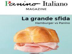 Panino italiano, la sfida in un magazine