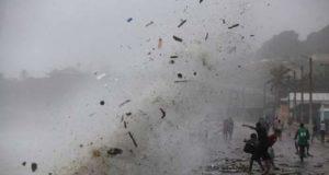 uragani devastanti, colpa del cambiamento climatico