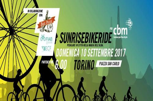 sunrise bike torna a Torino