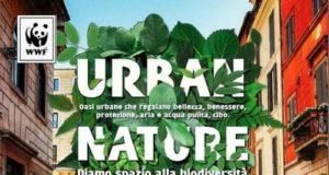 Urban Nature, un'iniziativa del Wwf