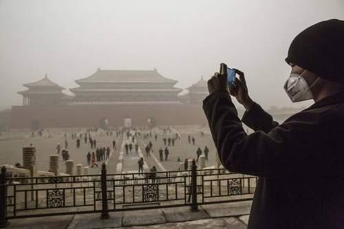 Smog, Pechino resta la città più inquinata
