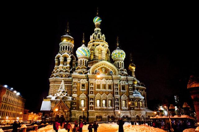 Pietroburgo