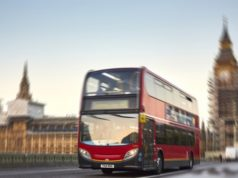 A Londra autobus a caffè