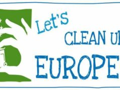 Let's clean up Europe