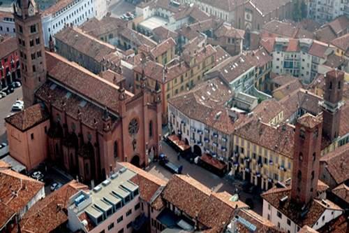 Alba, il centro storico