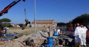 Pisa, pronta nuova fognatura