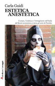 Estetica anestetica, la copertina del libro