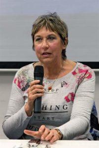 Carla Guidi autrice del libro Estetica anestetica