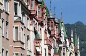 Percorsi a piedi, Bolzano settima per Holidu