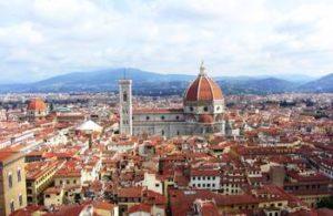 Percorsi a piedi, Firenze terza per Holidu