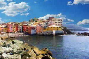 Percorsi a piedi, Genova seconda perHolidu