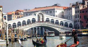 Percorsi a piedi, Venezia è in testa nella classifica di Holidu